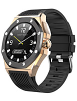 cheap -F9 Smartwatch Fitness Watch for Android iOS Bluetooth IP68 Waterproof Touch Screen Heart Rate Monitor Pedometer Call Reminder Activity Tracker Men Women / Blood Pressure Measurement / Sports