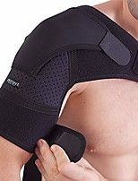 cheap -copper shoulder brace for men and women for torn rotator cuff support,tendonitis, dislocation, bursitis, neoprene copper shoulder compression sleeve wrap by zenkeyz (copper black, large/xlarge)