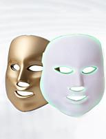 cheap -LED Seven-color Facial Mask Beauty Instrument Seven-color Light Skin Rejuvenation Facial Mask Instrument Household Spectrum LED Color Light Facial Mask Instrument
