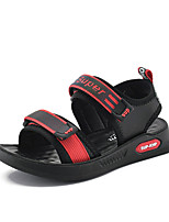 cheap -Boys' Sandals Comfort Beach Knit Big Kids(7years +) Sports & Outdoor Daily Red Green Summer