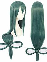 cheap -chcfairy long curly hair colorful wig lolita harajuku cosplay wig (yellow)