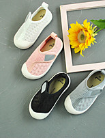 cheap -Boys' Girls' Sandals Comfort Children's Day Mesh Katy Perry Sandals Little Kids(4-7ys) Daily Water Shoes Walking Shoes White Black Pink Summer