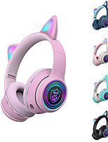 cheap -AKZ-K27 Gaming Headset Bluetooth5.0 Ergonomic Design Retractable Stereo for Apple Samsung Huawei Xiaomi MI  PC Computer Gaming