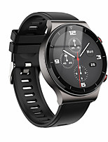 cheap -I19 Unisex Smartwatch Bluetooth Heart Rate Monitor Blood Pressure Measurement Calories Burned Health Care Information Stopwatch Pedometer Call Reminder Activity Tracker Sleep Tracker