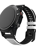 cheap -Smart Watch Band for Garmin Classic Buckle Silicone Replacement  Wrist Strap for Fenix6X Fenix 6X Pro