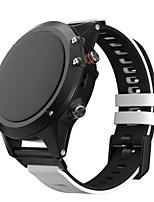cheap -Smart Watch Band for Garmin Classic Buckle Silicone Replacement  Wrist Strap for Fenix6X Fenix 6X Pro