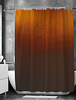 cheap -Waterproof Fabric Shower Curtain Bathroom Decoration and Modern and Abstract