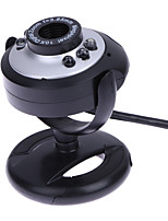 cheap -usb video computer camera six lights night vision high-definition camera