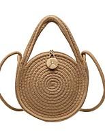 cheap -Women's Bags Top Handle Bag Holiday Beach 2021 Khaki Beige