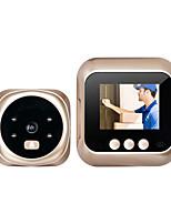 cheap -1080P HD doorbell Smart visual peephole Electronic peephole doorbell C11 Anti-theft video doorbell