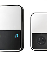 cheap -Wireless Doorbell Smart Ring Loud Chime Pager Welcome Household Long-Distance Electronic Home Security Button Timbre Door Bell