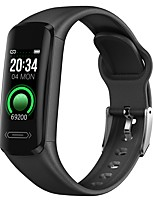 cheap -KD2 Smartwatch for Android iOS Bluetooth Sports Tracker Support Heart Rate Monitor Blood Pressure Measurement Calories Burned Timer Pedometer Call Reminder Sleep Tracker
