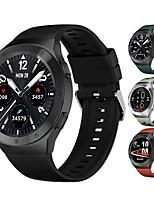 cheap -SK1 Smartwatch for Android iOS IP68 Waterproof Level Waterproof Heart Rate Monitor Blood Pressure Measurement Sports Smart ECG+PPG Sleep Tracker Sedentary Reminder Men Women