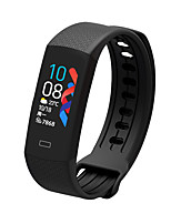 cheap -B6W Smartwatch for Android iOS IP 67 Waterproof Level Heart Rate Monitor Blood Pressure Measurement Information Blood Oxygen Measurement Call Reminder Sedentary Reminder Alarm Clock Men Women