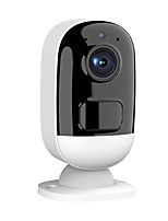 cheap -Wifi battery Monitoring Camera Surveillance Cameras With Wifi smart 120 Degrees Indoor And Outdoor Wireless