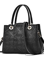 cheap -Women's Bags Top Handle Bag Daily Office & Career 2021 Handbags Black Blue Red Khaki