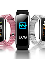 cheap -C16 Smartwatch Fitness Watch IP 67 Heart Rate Monitor Blood Pressure Measurement Information Call Reminder Sedentary Reminder Alarm Clock for Android iOS Men Women