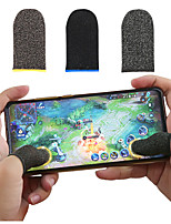 cheap -Gaming Finger Cots Mobile Games Touch Screen E-sports Ultra-thin Breathable Non-slip Anti-sweat And Anti-fingerprint Finger Cots