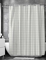 cheap -Waterproof Fabric Shower Curtain Bathroom Decoration and Modern and Classic Theme 72 Inch