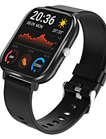 cheap -H10 Smartwatch for Android iOS 1.54-inch Sports Tracker Support Heart Rate Monitor Blood Pressure Measurement Pedometer Call Reminder Sleep Tracker