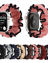 cheap -Smart Watch Band for Apple iWatch 1 pcs Elastic band Fabric Replacement  Wrist Strap for Apple Watch Series SE / 6/5/4/3/2/1