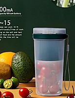 cheap -Juice Mixer Small Fruit and Vegetable Juicer Electric Portable Rechargeable Handheld Mini Juicer USB Electric juice mixing Cup