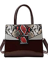 cheap -Women's Bags Top Handle Bag Date Office & Career 2021 Wine Black Blue Brown