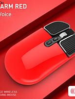 cheap -Bluetooth 2.4G Dual Mode Wireless Ai Voice Control Mouse Rechargeble Quiet Mice 35EA