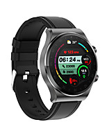 cheap -T41 Unisex Smartwatch Bluetooth Heart Rate Monitor Blood Pressure Measurement Calories Burned Health Care Information Stopwatch Pedometer Call Reminder Activity Tracker Sleep Tracker