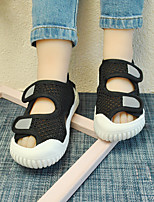 cheap -Boys' Girls' Sandals Sports & Outdoors Children's Day Mesh Katy Perry Sandals Little Kids(4-7ys) Daily Beach Home Water Shoes Walking Shoes Split Joint White Black Pink Summer / Rubber