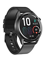 cheap -E10 Unisex Smartwatch Bluetooth Heart Rate Monitor Blood Pressure Measurement Calories Burned Thermometer Health Care ECG+PPG Stopwatch Pedometer Call Reminder Activity Tracker