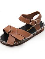 cheap -[clearance] girls' sandals fashion children's non-slip princess beach shoes little girls open-toed shoes