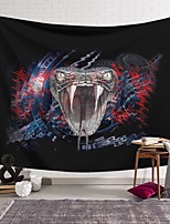 cheap -Wall Tapestry Art Decor Blanket Curtain Hanging Home Bedroom Living Room Decoration Polyester Snake