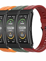 cheap -Smartwatch band compatible with huawei talkband b6 bracelet , 16mm premium silicone quickfit bracelets compatible with huawei talkband b6