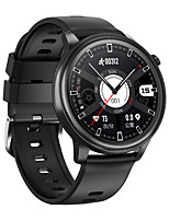 cheap -S31 Smartwatch Fitness Watch for Android iOS Bluetooth IP 67 Waterproof Touch Screen Heart Rate Monitor ECG+PPG Stopwatch Pedometer Men Women / Blood Pressure Measurement / Sports / Call Reminder