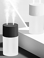 cheap -Air Humidifier Ultrasonic Double Spray Aromatherapy Diffuser Mini Aromatherapy Sprayer USB Essential Oil Humidificador With LED Lamp Mist Maker