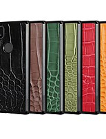 cheap -Phone Case For Google Back Cover Google Pixel 4a Google Pixel 5 Shockproof Dustproof Tile PU Leather