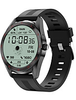 cheap -X10 Smartwatch Fitness Watch for Android iOS IP68 Waterproof Heart Rate Monitor Blood Pressure Measurement Pedometer Call Reminder Sleep Tracker Men Women