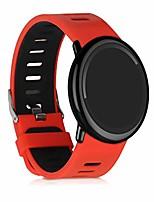 cheap -smartwatch band armband kompatibel mit huami amazfit armband - silikon fitnesstracker sportarmband band