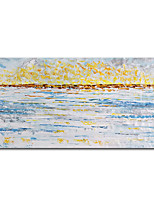 cheap -Oil Painting Handmade Hand Painted Wall Art Mintura Abstract Landscape Home Decoration Decor Rolled Canvas No Frame Unstretched