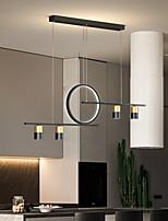 cheap -LED Pendant Light 90 cm Geometric Shapes Single Design Chandelier Metal Artistic Style Stylish Painted Finishes LED Modern 220-240V
