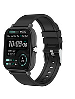 cheap -H20 Unisex Smartwatch Bluetooth Heart Rate Monitor Blood Pressure Measurement Sports Calories Burned Information Pedometer Call Reminder Activity Tracker Sleep Tracker Sedentary Reminder