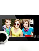 cheap -LITBest 4300B Door Lock Wireless 4.3 inch Ding dong One to One video doorphone