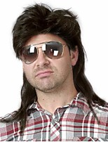 cheap -Men's Wigs 70's 80s Costumes Costume Party Accessories Cosplay Wigs