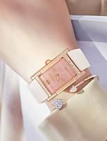 cheap -Women's Quartz Watches Analog Quartz Stylish Luxury Water Resistant / Waterproof Diamond