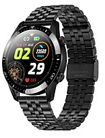cheap -TK28 Smartwatch Fitness Running Watch Bluetooth IP68 Waterproof Touch Screen Heart Rate Monitor Pedometer Call Reminder Activity Tracker 33mm Watch Case for Android iOS Men Women / Sports