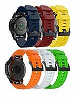 cheap -Smart watch band 20mm fast release soft silicone sports replacement watch strap bracelet compatible with garmin fenix 6s / fenix 6s pro / fenix 5s / fenix 5s plus