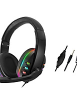 cheap -GM-017 Gaming Headset USB 3.5mm Audio Jack PS4 PS5 XBOX Ergonomic Design Retractable Stereo for Apple Samsung Huawei Xiaomi MI  PC Computer Gaming