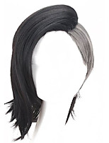 cheap -simpleyourstyle anime cosplay wigs tokyo ghouls long wigs for women short wigs for men popular shaved gray and black wigs (short wigs for men)