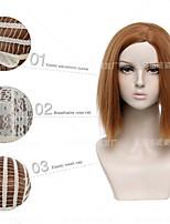cheap -curse back to war nagizaki wild rose cosplay wig cos anime brown short hair factory spot wholesale